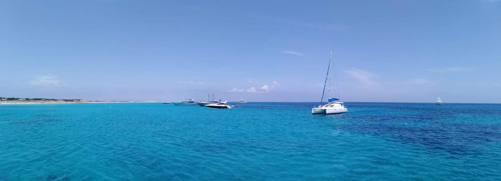 Location Catamaran Ibiza