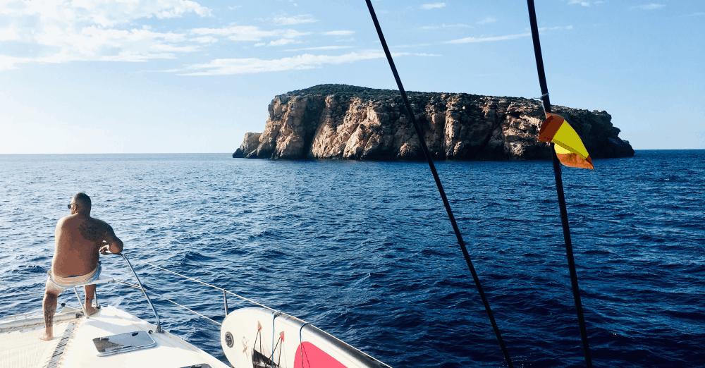 Week Charter Ibiza