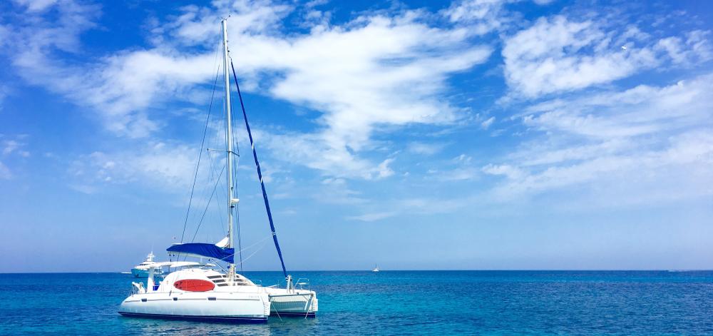 Excursión de un dia de Ibiza a Formentera.