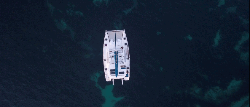 Catamaran for rent Ibiza Formentera