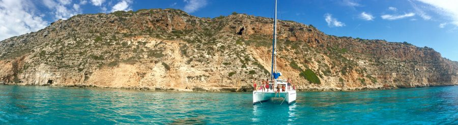 week charter Ibiza Formentera