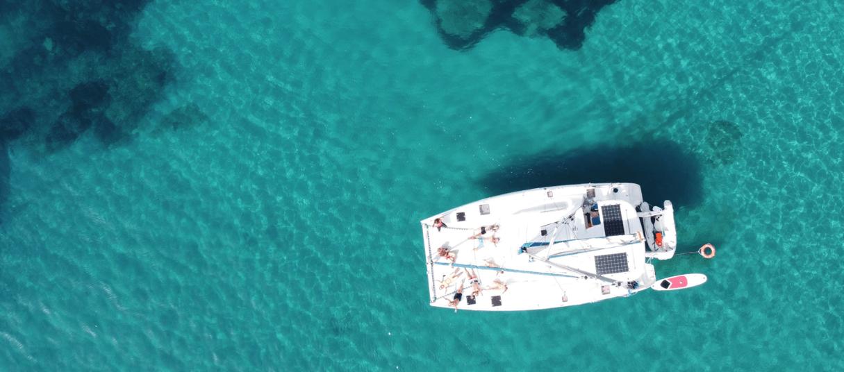 Location Catamaran Ibiza Formentera